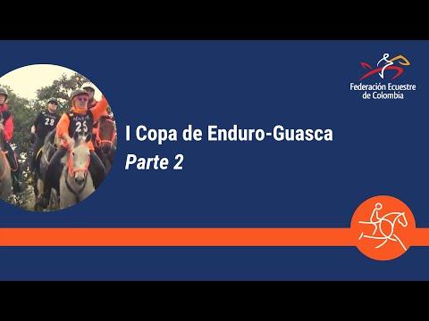 Primer competencia de Enduro realizada en la ciudad de Bogotá.