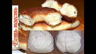 Как сделать дрожжевое тесто, не прикасаясь к нему (в пакете). И тесто готово, и руки чистые.