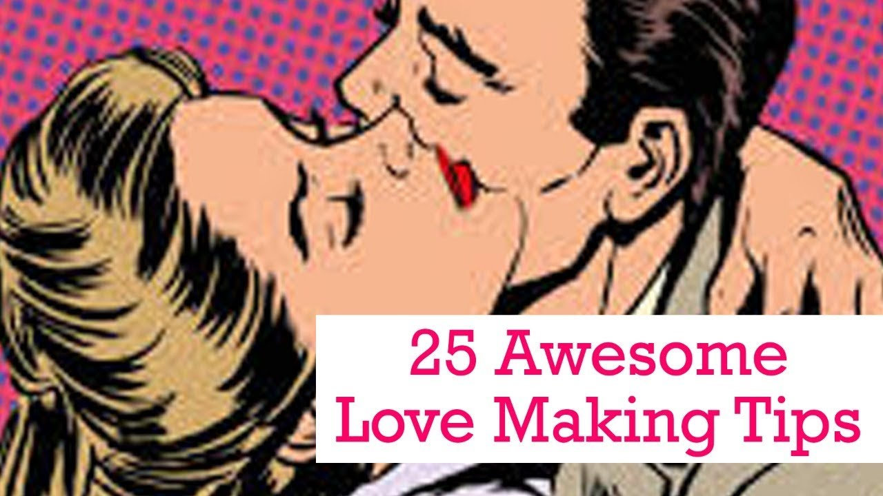 facts about love making