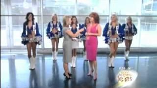 Dallas Cowboys Cheerleaders - Breakin' Dishes