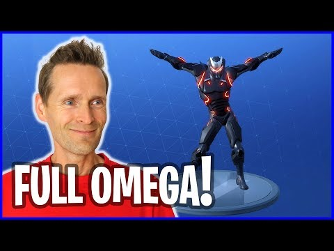 How I Got My FULL OMEGA!