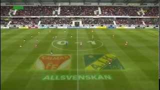 Kalmar FF - AIK 1-2 Måndag 9 april 2012, kl 17:30