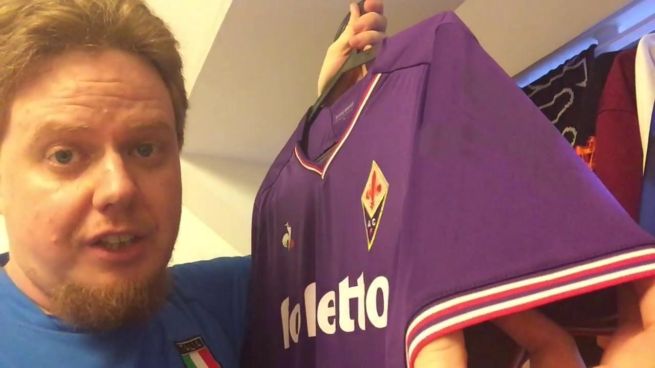 2bdc22b6a ACF Fiorentina Home 2017-18. My Soccer Universe