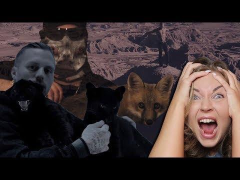 MY FAVORITE KONTRA K VIDEO!? (Farben)   AMERICAN REACTS