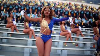 Southern University Fabulous Dancing Dolls Spotlight: The Captain: Danielle Stamper