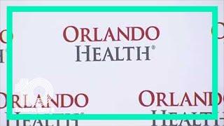Gov. Ron DeSantis gives coronavirus briefing at Orlando Health