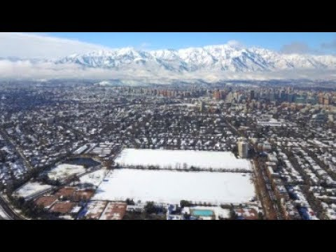 Mid-July Snow in Canada, Santiago Anomaly & Temperature Data Faked (417)