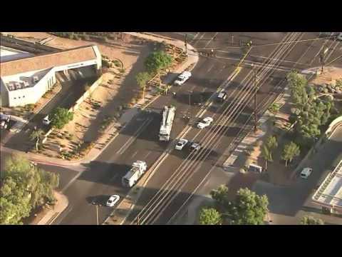 Deadly crash at Val Vista and Elliot in Gilbert, AZ