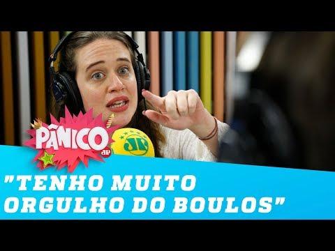 """Isa Penna: """"tenho muito orgulho do Boulos"""""""