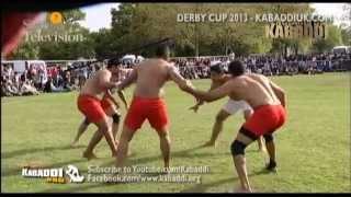 Derby Kabaddi Cup 2013 Final [Part 3 of 3] Kabaddiuk.com