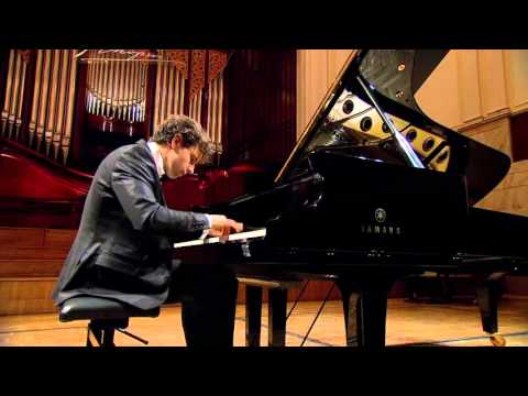 Aljoša Jurinić – Etude in F major Op. 10 No. 8 (first stage)