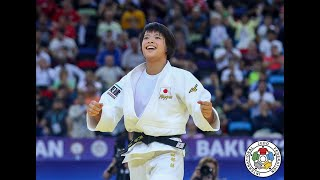 JUDO  - Uta ABE - Japan's New Empress