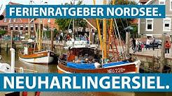 NEUHARLINGERSIEL: Hafen, Sielhof, Rettungsschuppen und Buddelschiffe | Ferienratgeber Nordsee