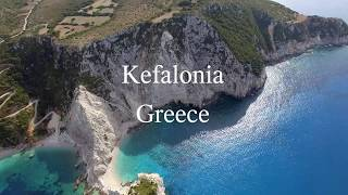 Kefalonia, Greece | 4K Drone Video