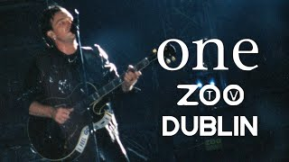 EPIC performance of ONE live from DUBLIN 1993