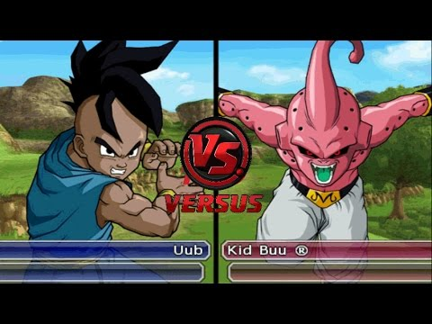 Dragon Ball Z Ultimate Tenkaichi - Uub vs Kid Buu