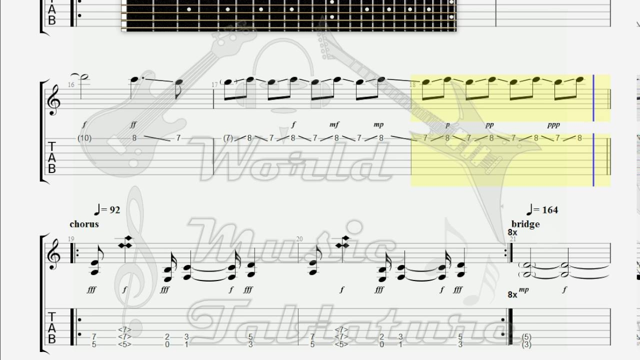 Cypress Hill Trouble Guitar 2 Tab Youtube