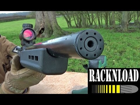 Oceania Defence Ruger 1022 **FULL REVIEW** by RACKNLOAD