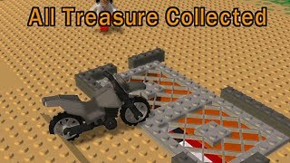 LEGO Indiana Jones: Bonus Level - ANCIENT CITY Guide Complete ALL TREASURE
