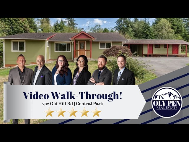 VIDEO WALK-THROUGH | 202 Old Hill Rd | Central Park