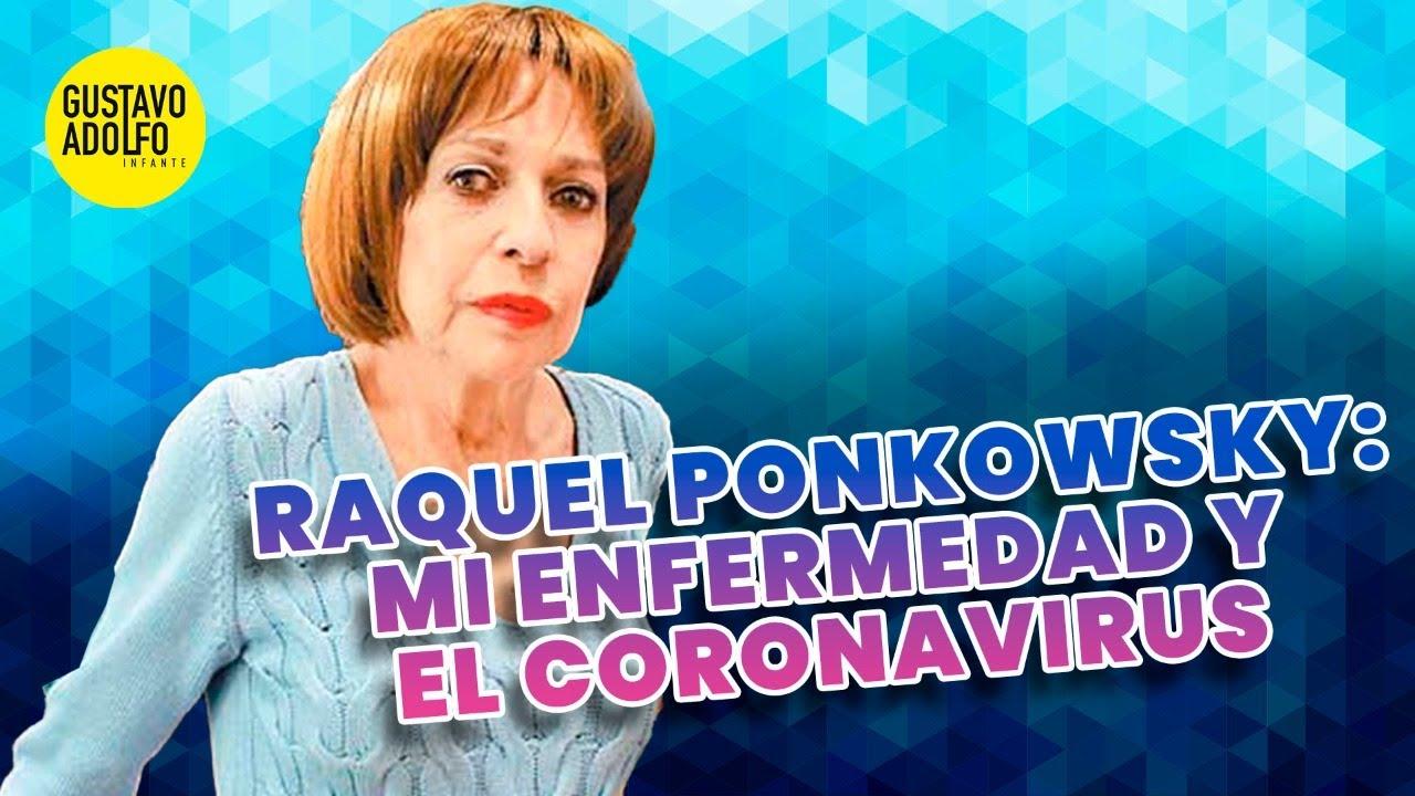 Raquel Pankowsky: su miedo al COVID-19 por padecer EPOC y lo que debe a su personaje de Marta Según