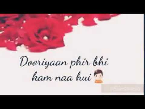 Hamari Adhuri Kahani...Sad Whatsapp Status