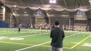 Notre Dame Football Highlights - April 4