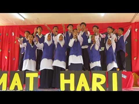 Nyanyian Pesan & Aku Mula Rindu (SK Nangoh)