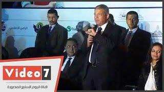 """وزير الرياضة: تنظيم قوافل بمراكز الشباب للقضاء على """"الأنيميا"""""""