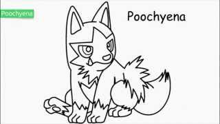 Top 25 Free Printable Pokemon Coloring Pages