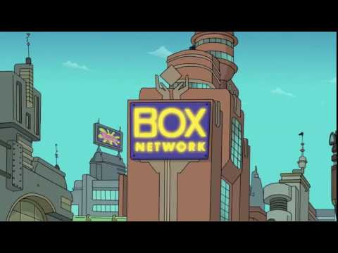 Fox Network - Futurama
