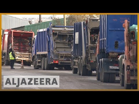 🇷🇺 Protests force government to transport rubbish out of Moscow l Al Jazeera English