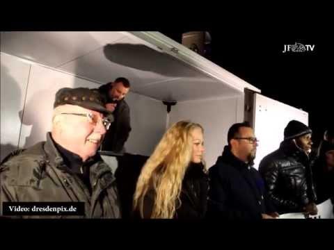 JF-TV Dokumentation über PEGIDA (Dresden, 8. Dez. 2014)