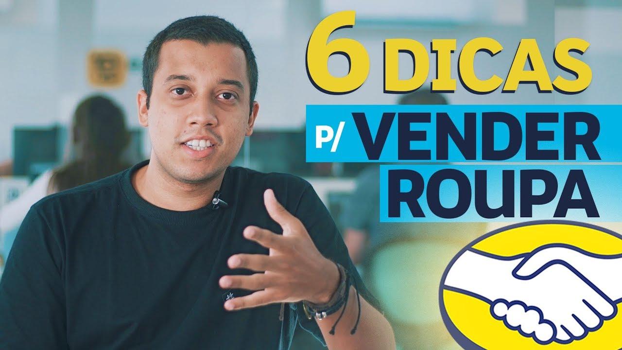 8e9344a04 6 DICAS PARA VENDER ROUPAS NO MERCADO LIVRE - YouTube