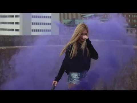 LIVE PRES Цветной Дым в Нижнем Новгороде - YouTube