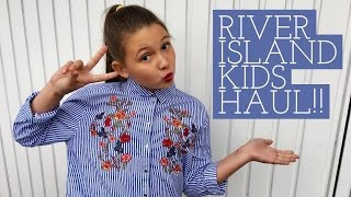 Kids Summer Clothing Haul with River Island and Channel Mum