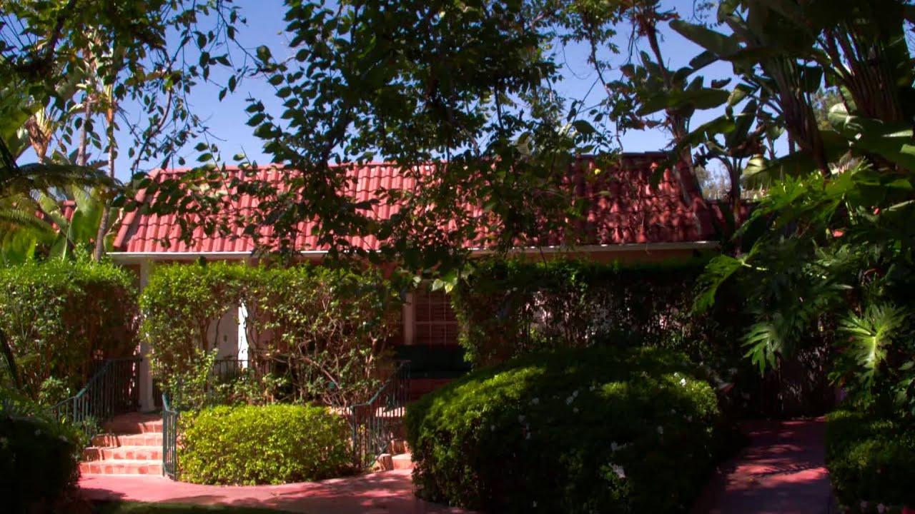 Bungalow Gardens Beverly Hills Hotel
