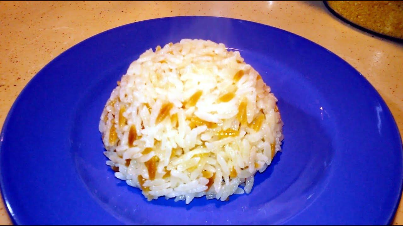 Domatesli Pirinç Pilavı Ölçülü Videosu
