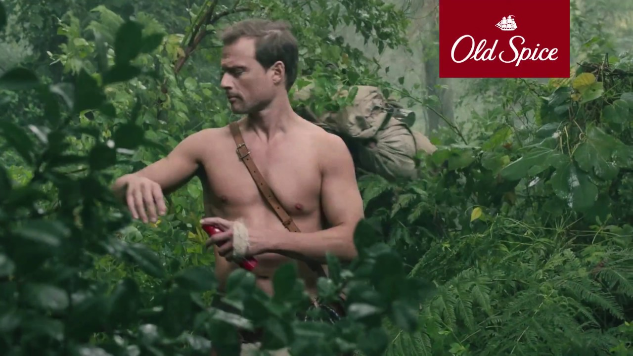Rodolfo Martins VO Old Spice Jungle 2017