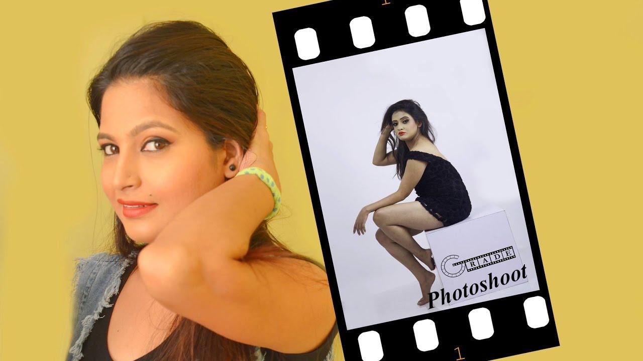 Download GRADE Photoshoot of sexy actress mrinalini chatterjee