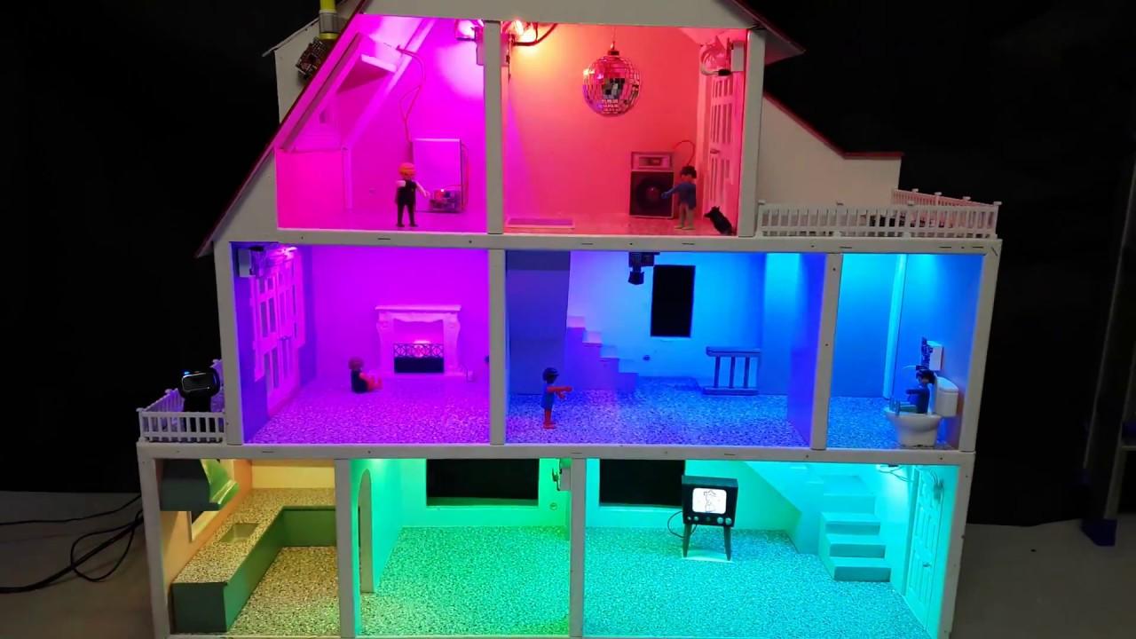 dollhouse lighting