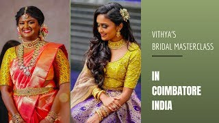 One of Vithya Hair and Make Up's most recent videos: