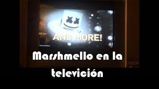 Marshmello en la televisión - by Angy.