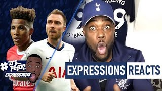 ERIKSEN PLEASE GO TO INTER IN JANUARY ,GEDSON FERNANDEZ TO SPURS FA CUP PRE| EXPRESSIONS REACTS