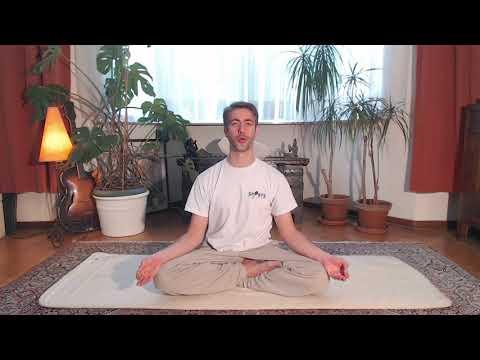 Le Yoga d'Oliver - centrage
