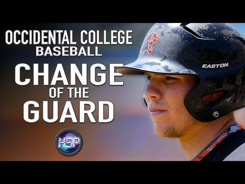 ||Change of the Guard|| Occidental College Baseball