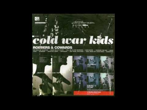Cold War Kids - Passing The Hat