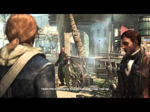 Assassin's Creed 4 part 4: My Templar Ring