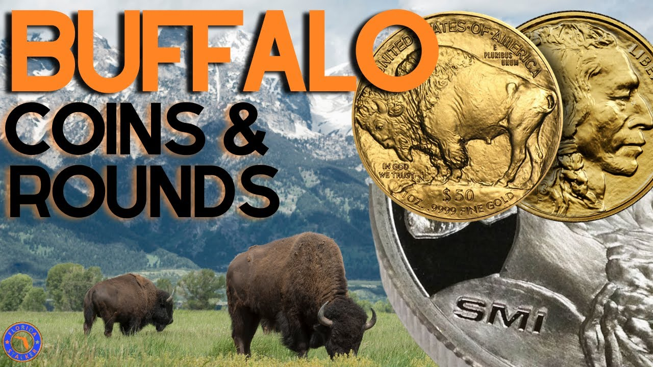 Iconic Gold & Silver | American Buffalo Gold Coins & Silver Rounds