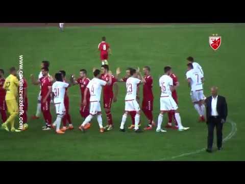 Radnički - Crvena zvezda 1:3, highlights